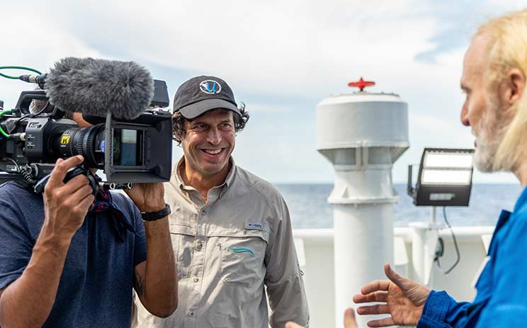 Five Deeps Expedition Newsroom